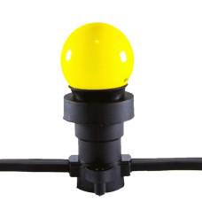 Уличная ретро гирлянда Belt light (Белт лайт) Alphatrade Premium, 1 патрон на метр, 1м