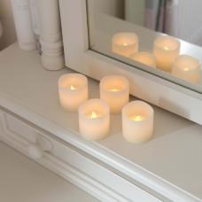 Свечи светодиодные электронные LED Candle B23 (3 шт. в наборе)
