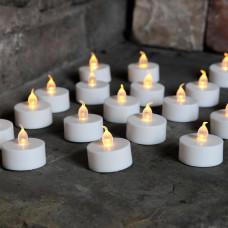 Свеча электронная светодиодная таблетка LED Candle 1 шт.