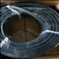Кабель для уличной ретро гирлянды Belt Light (Белт лайт) Alphatrade Optima, ip65, каучук, 1м